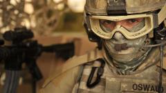 Soldier Wallpaper HD 43496