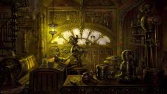 Steampunk Wallpaper 4992