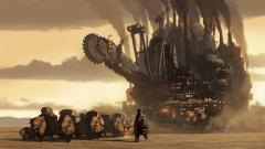 Steampunk Wallpaper 4999