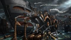 Steampunk Wallpaper 5001