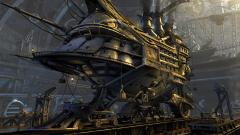 Steampunk Wallpaper 5002
