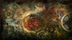 Steampunk Wallpaper 5006