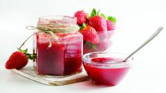 Strawberry Jam Wallpaper 43545