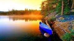 Stunning Kayak Boat Wallpaper 41866