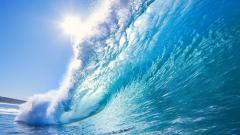 Wave Wallpaper 12053
