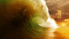 Wave Wallpaper 12075