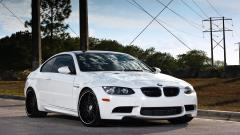 White BMW Pictures 32593