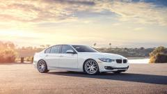 White BMW Pictures 32596