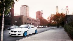 White BMW Wallpaper HD 32602
