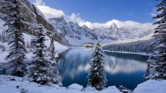 Winter Mountain Wallpaper 29608