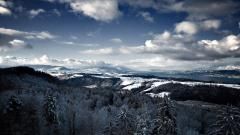 Winter Mountain Wallpaper 29621