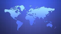 World Map 6226