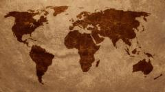 World Map Wallpaper 6241