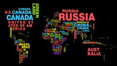 World Map Wallpaper 6245