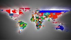 World Map Wallpaper 6248