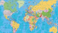 World Map Wallpaper 6255