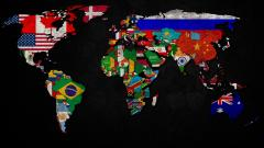 World Map Wallpaper 6256