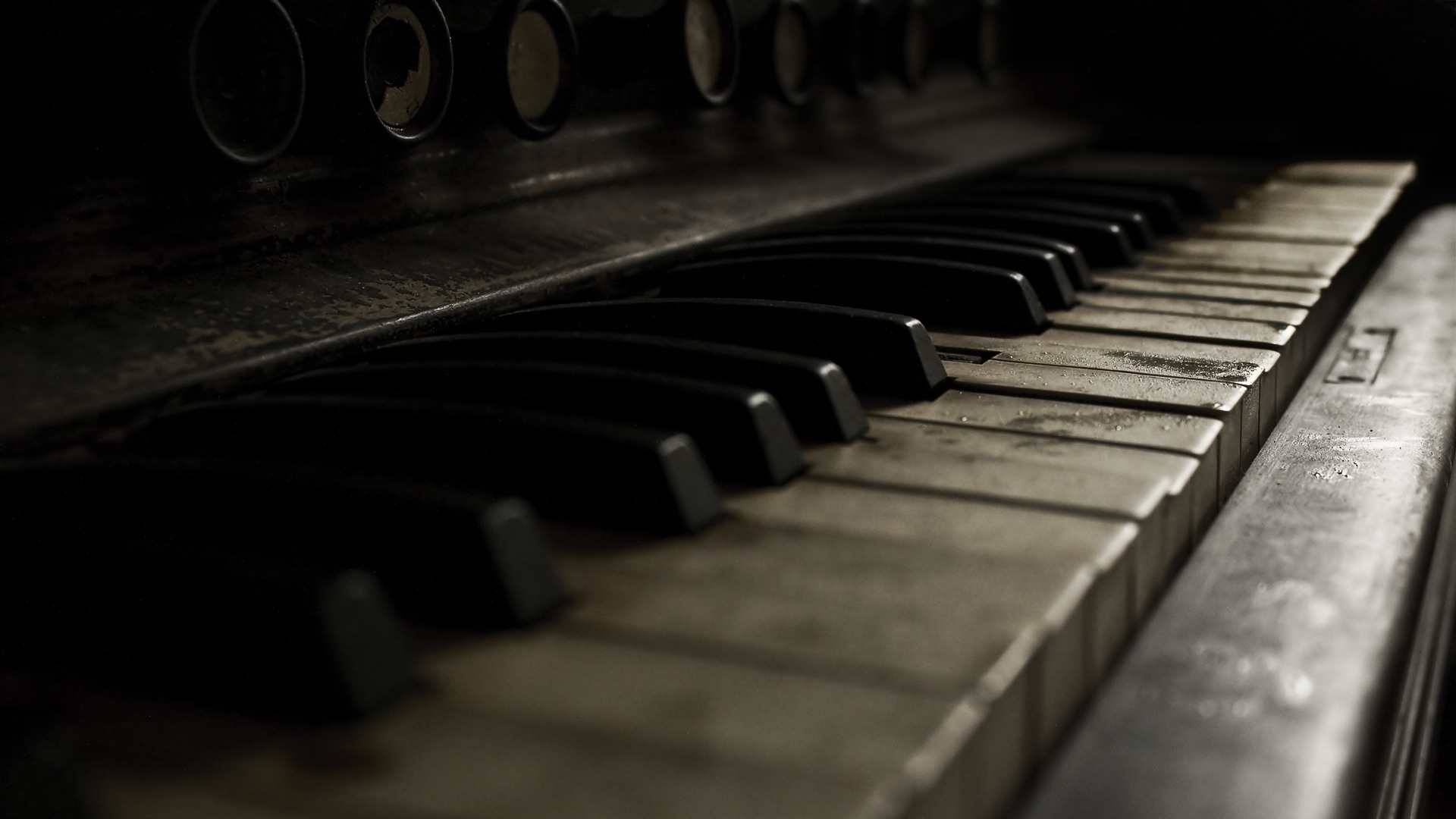 vintage piano wallpaper 38193
