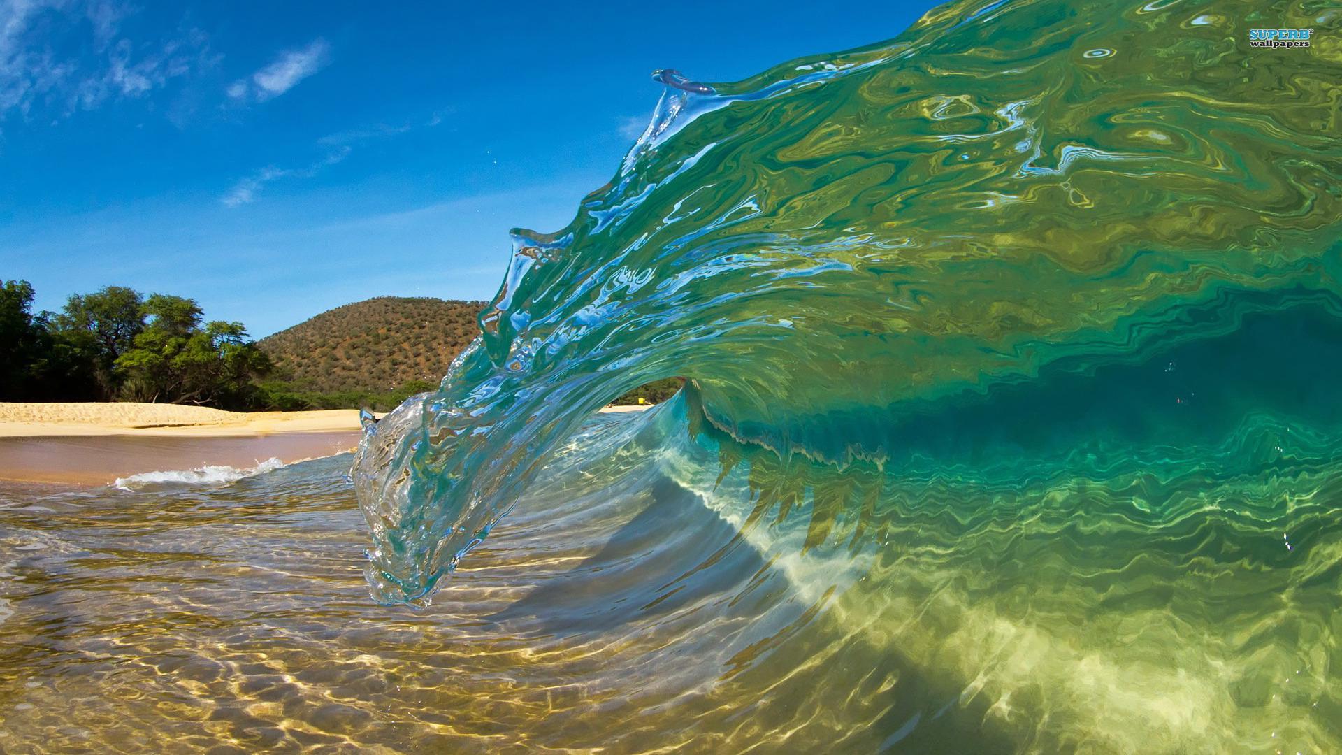 free ocean wallpaper scenes