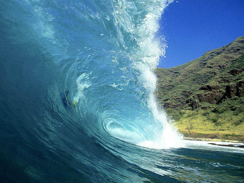 wave wallpaper 12079
