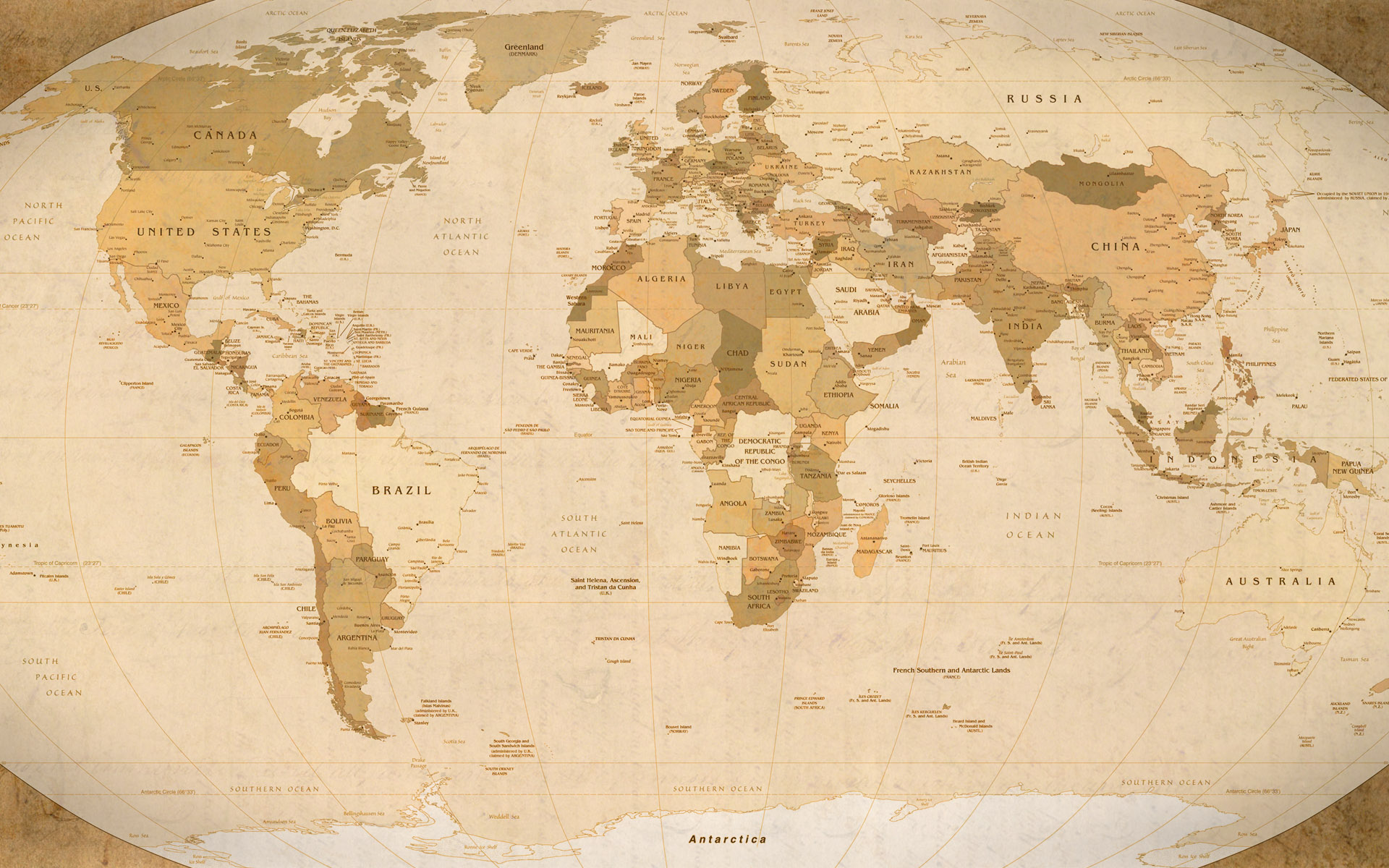 World map wallpaper 6259 1920x1200px world map wallpaper 6259 gumiabroncs Choice Image