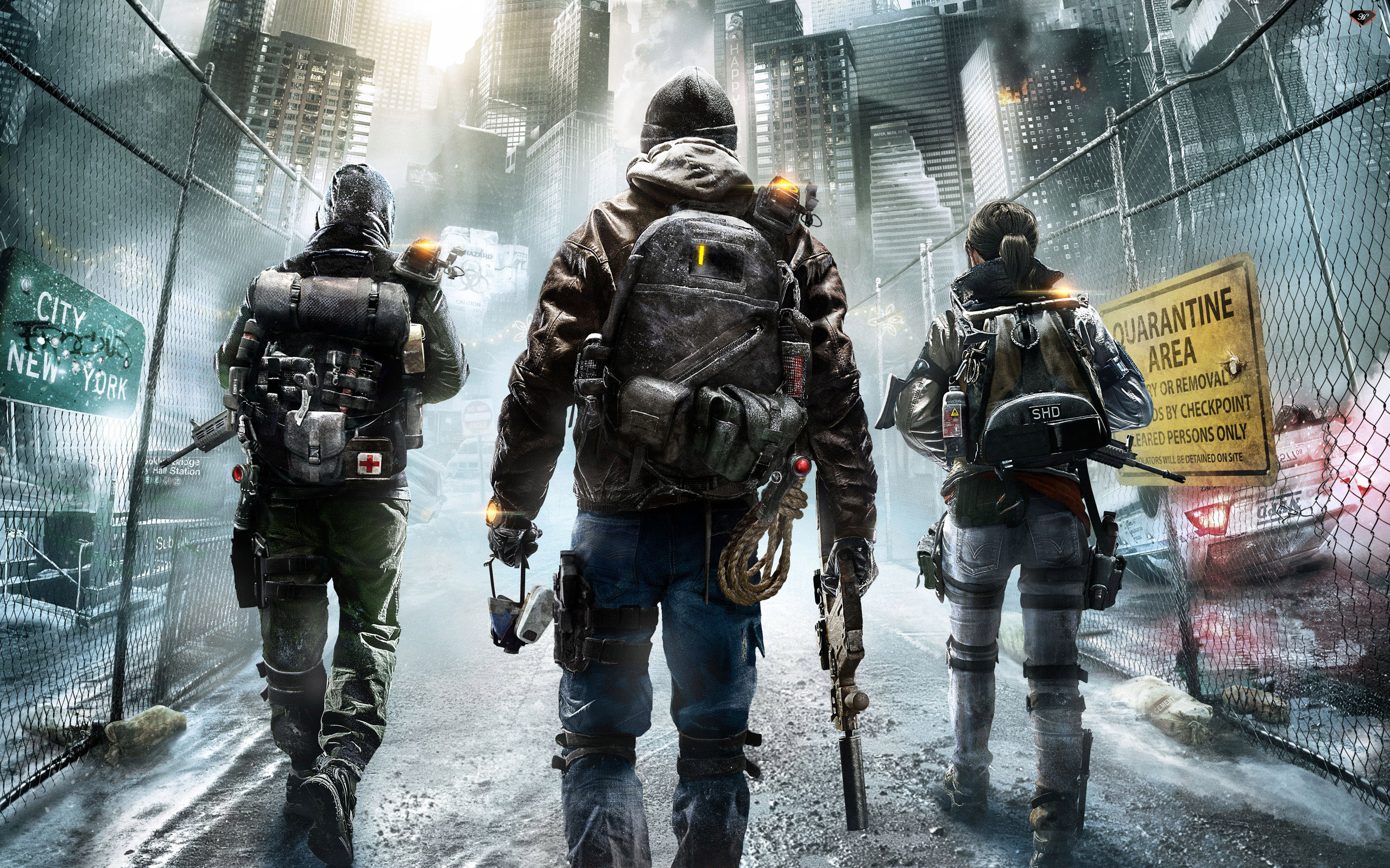 2015 tom clancys the division game wallpaper 44800