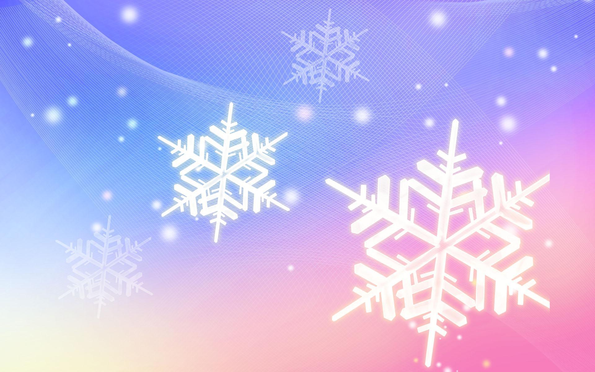 amazing snowflake background 18282