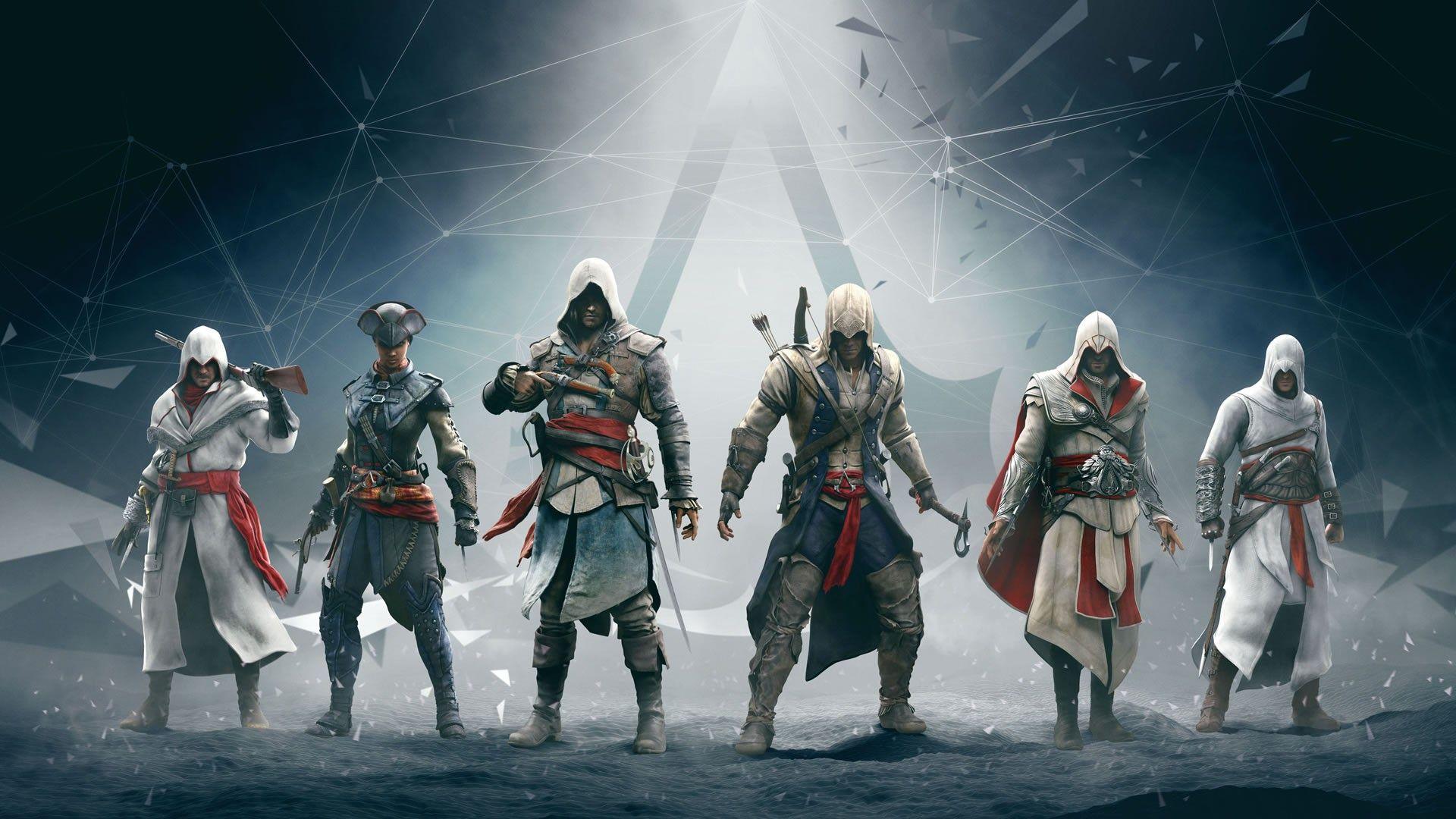 Assassins Creed Unity 40778 1920x1080px