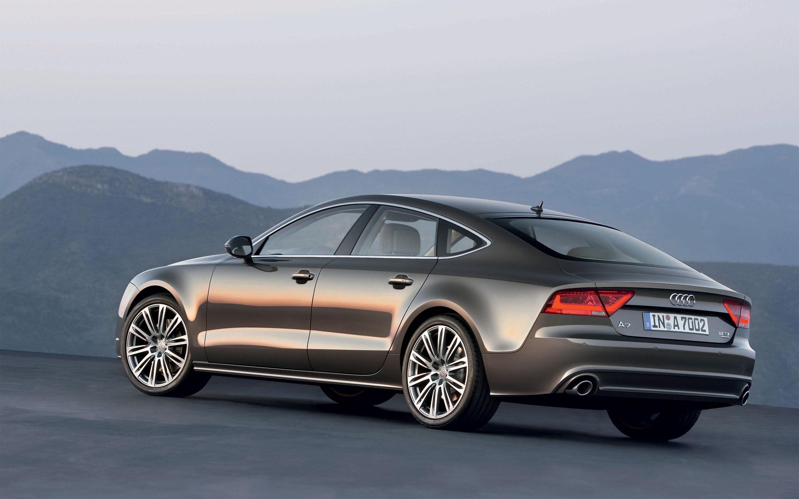 A7 Sportback > Audi Deutschland