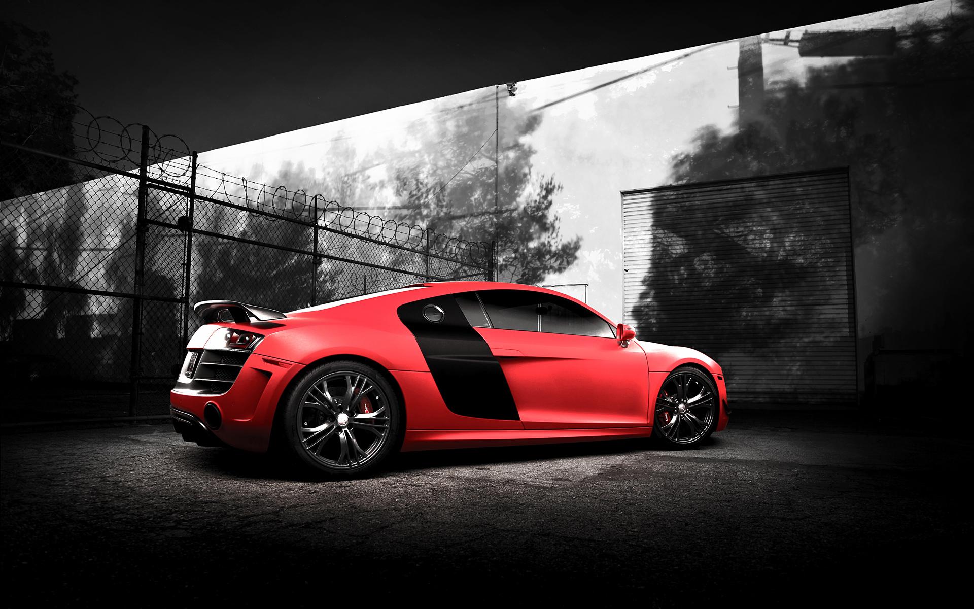 Audi R8 Wallpaper 49368 1920x1200 px ~ HDWallSource.com