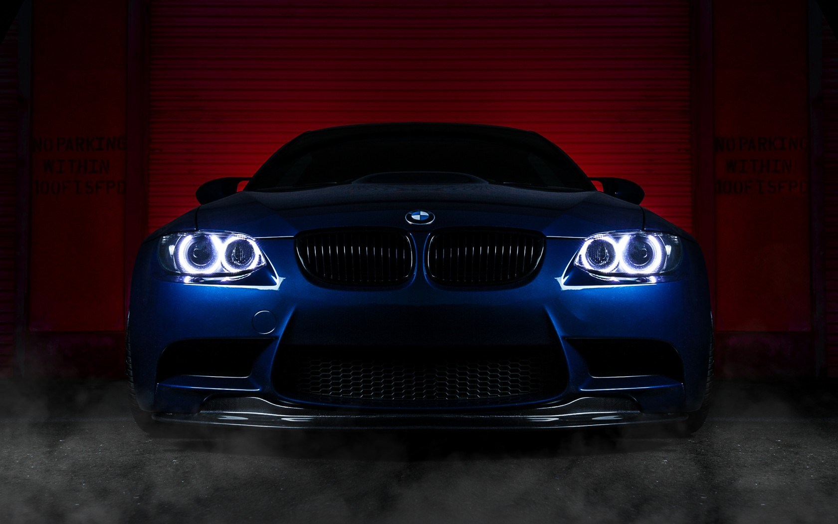 awesome car lights wallpaper 42507
