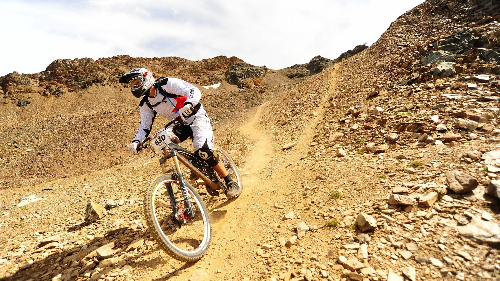 awesome downhill wallpaper 35544