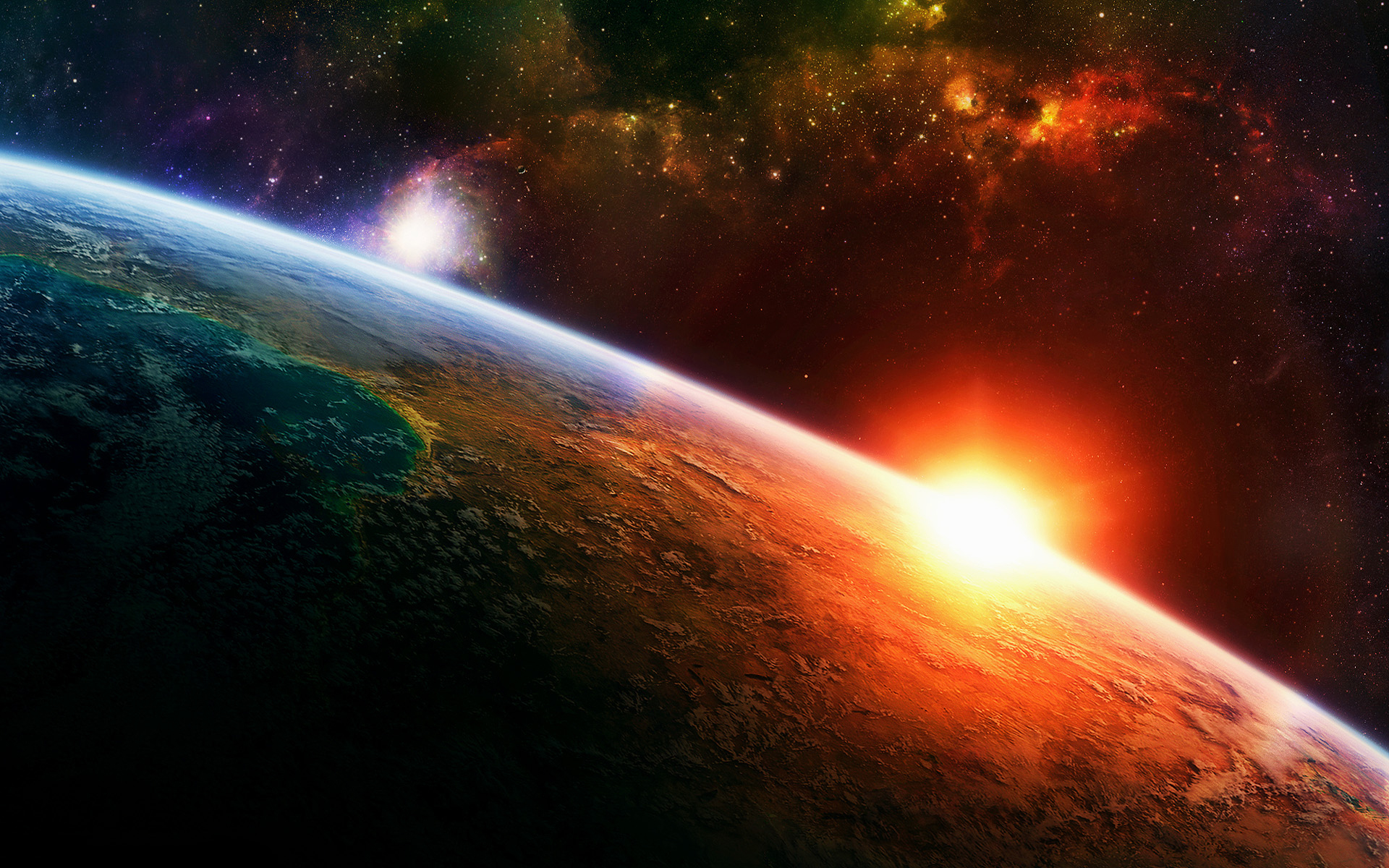 awesome earth wallpaper 23097