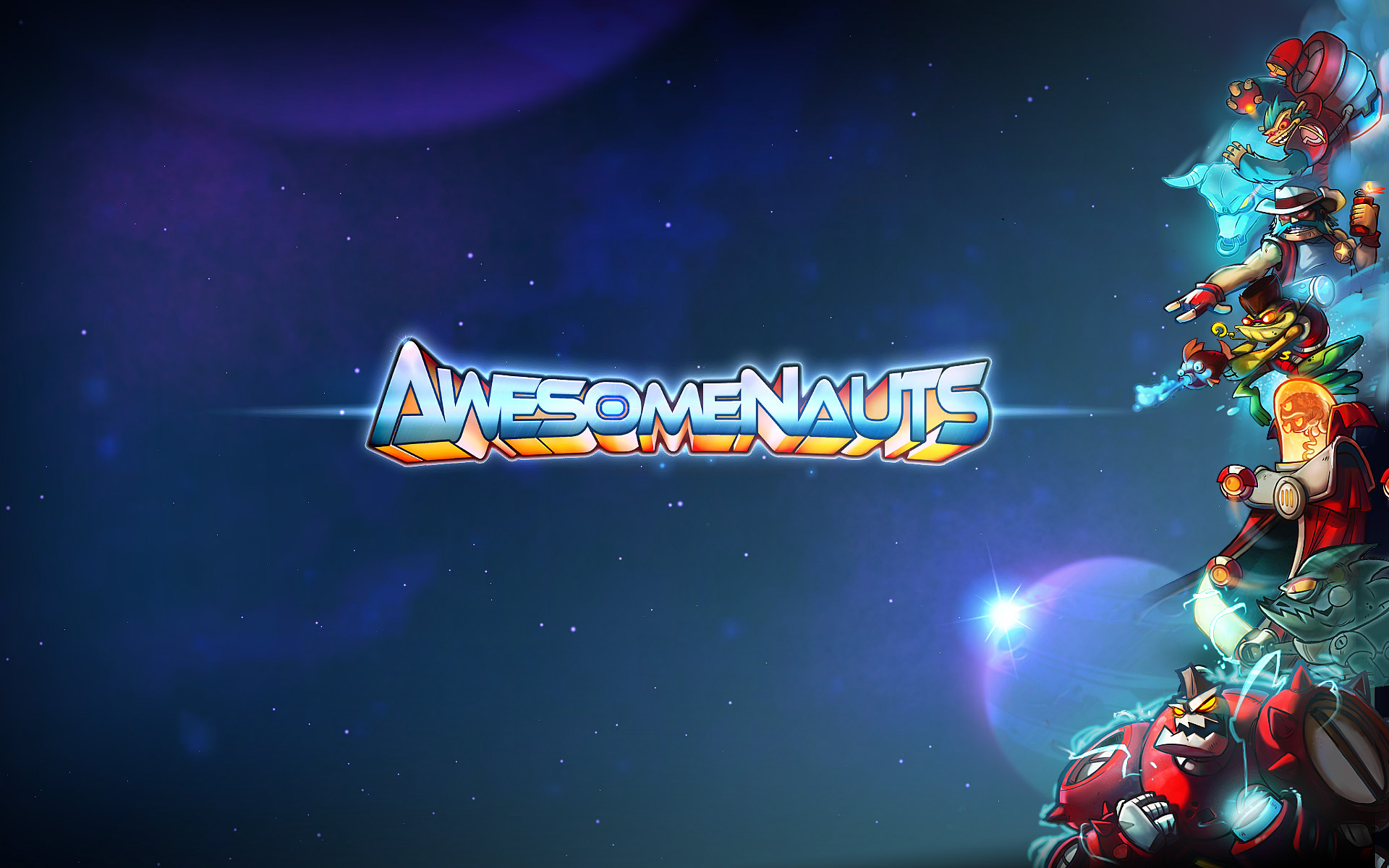 awesomenauts wallpaper 44784
