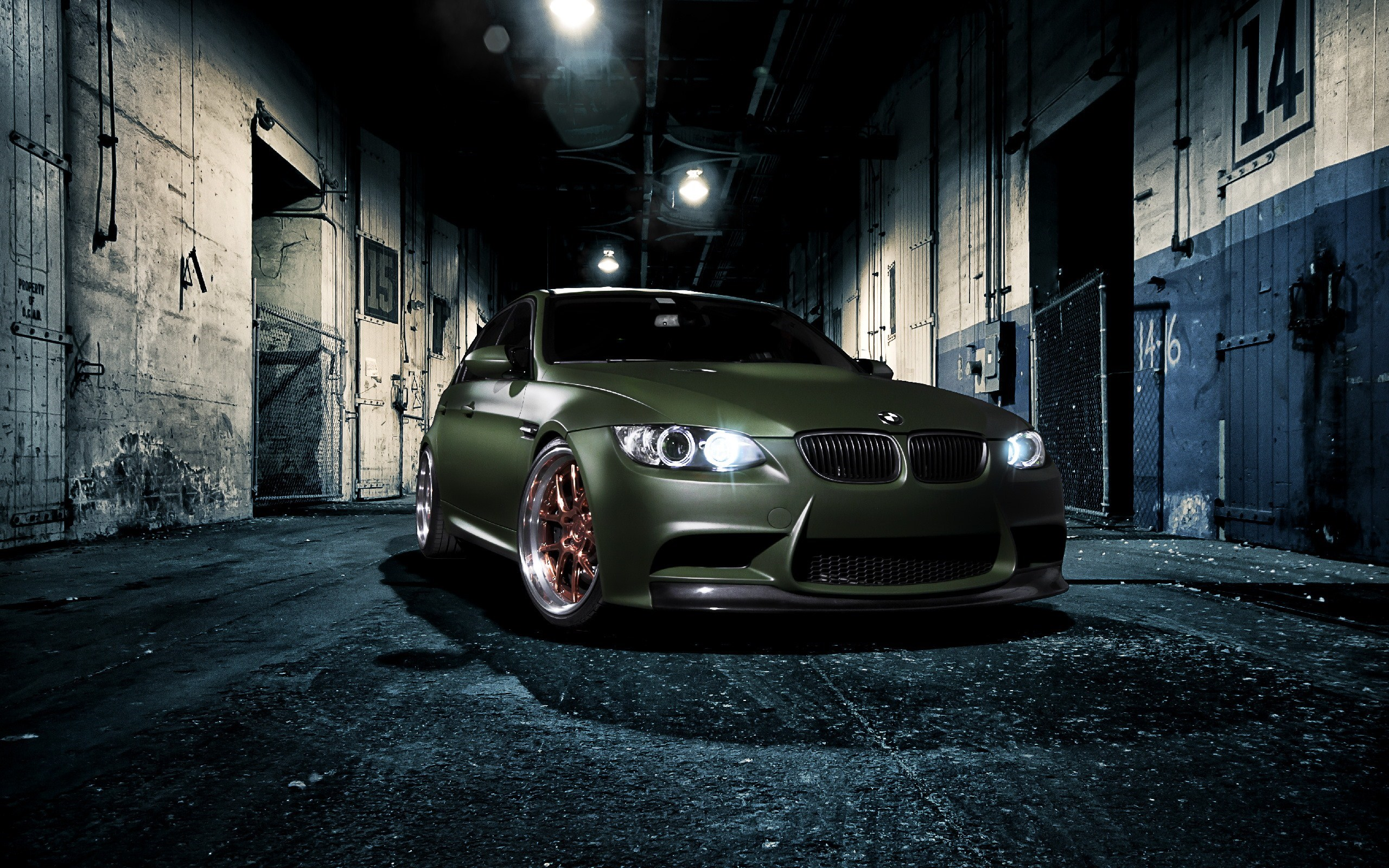 beautiful car lights wallpaper 42506