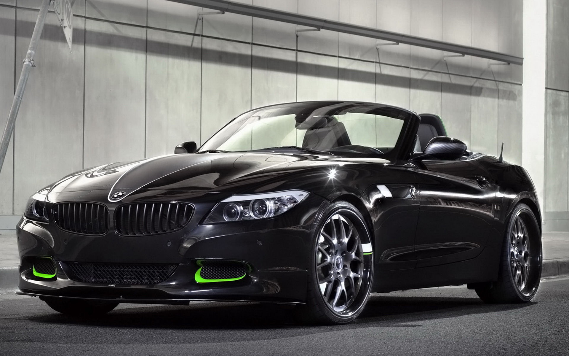 Black Bmw Z4 Wallpaper Hd 43409 1920x1200px