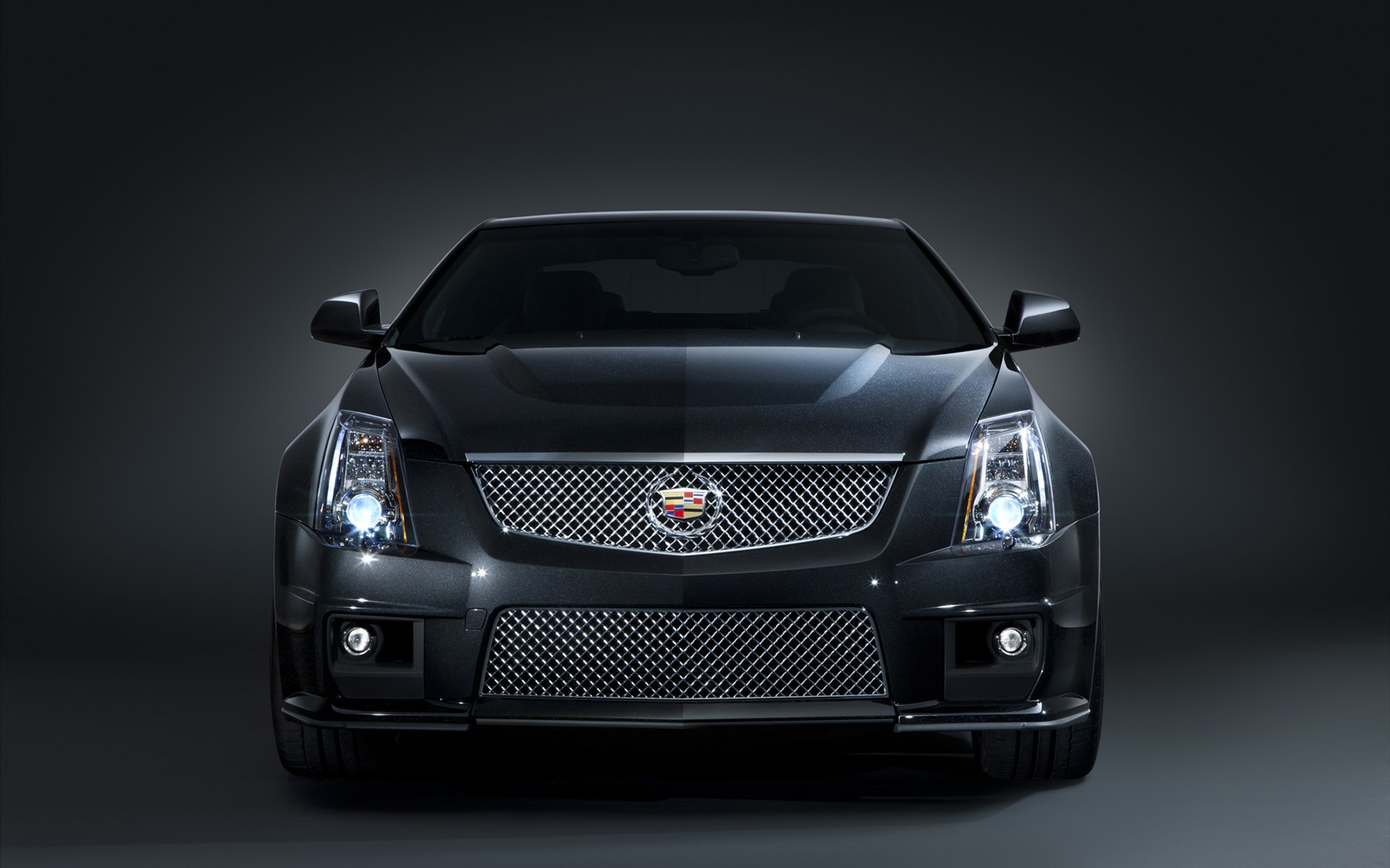 black cadillac cts wallpaper 44594