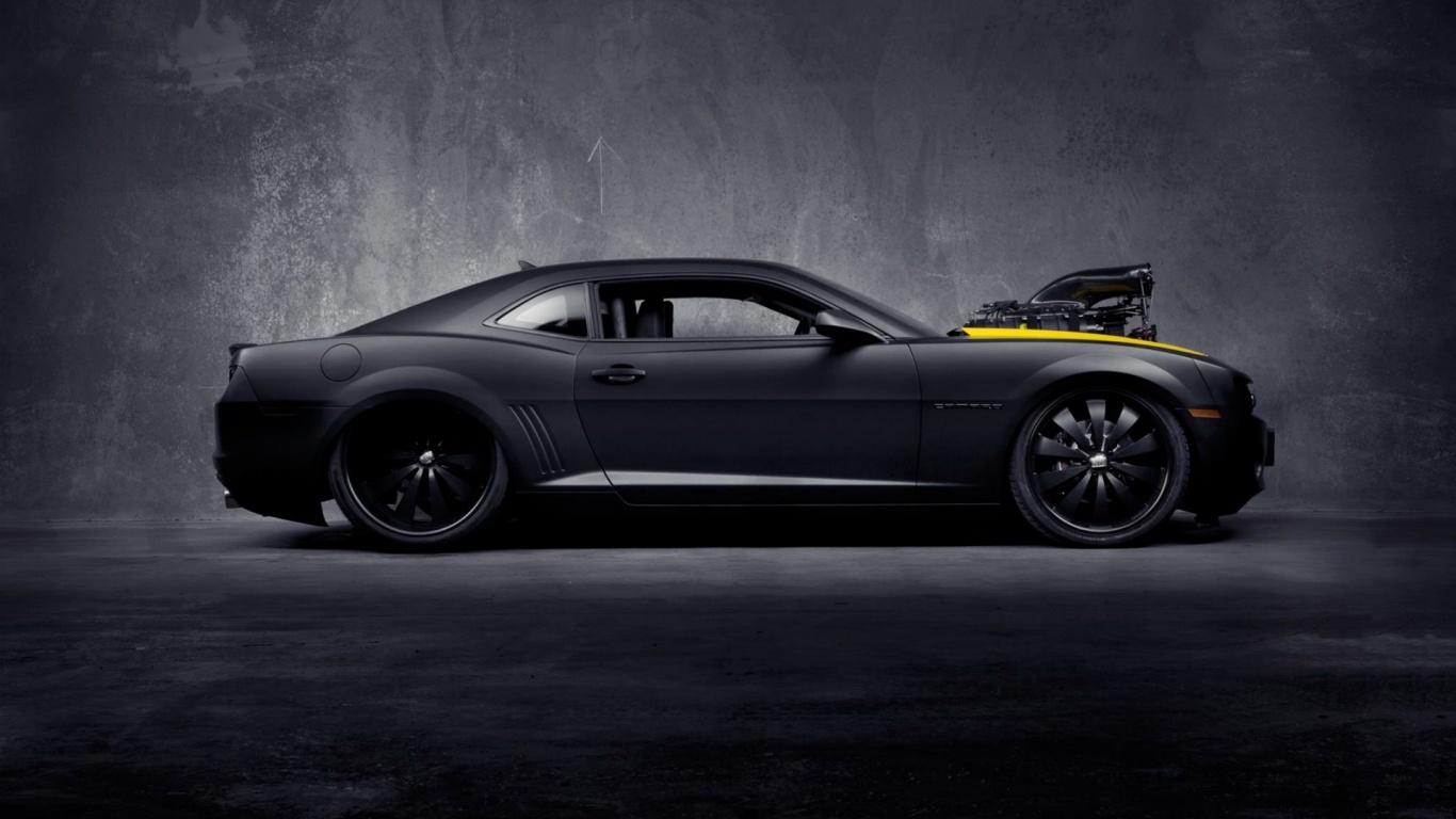 black camaro 29138