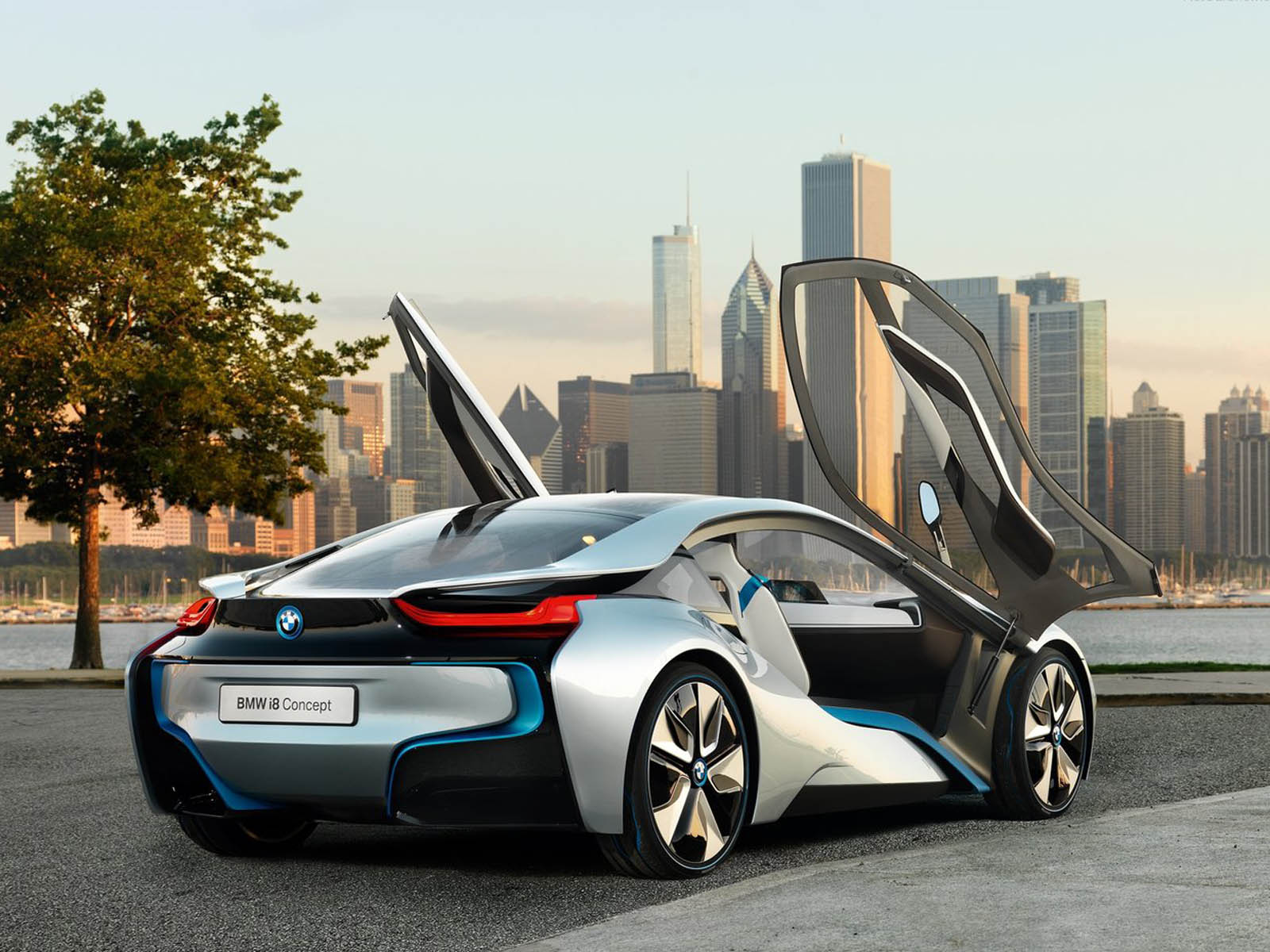 Download BMW I8 Pictures 28639