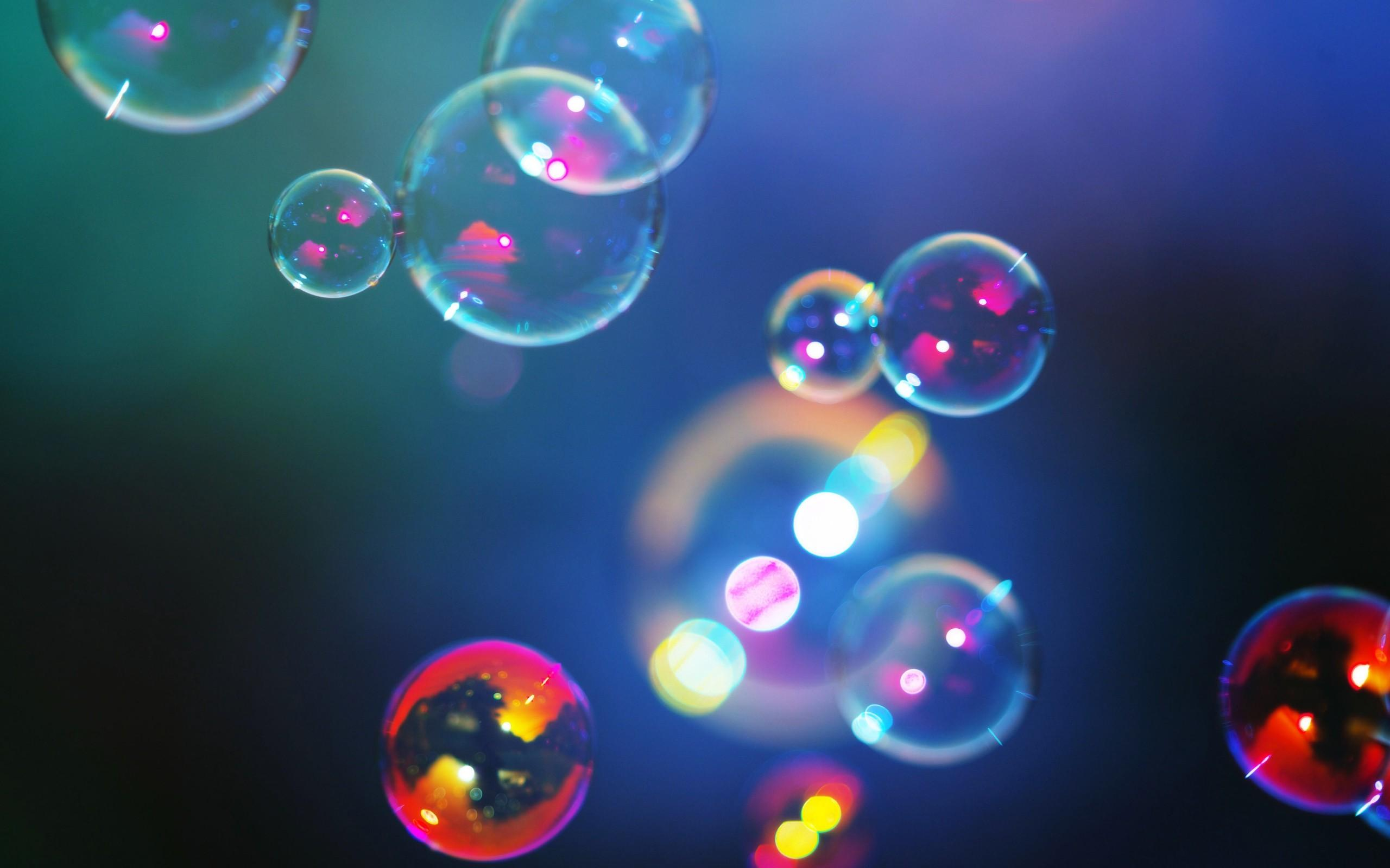 bubbles wallpaper 42541