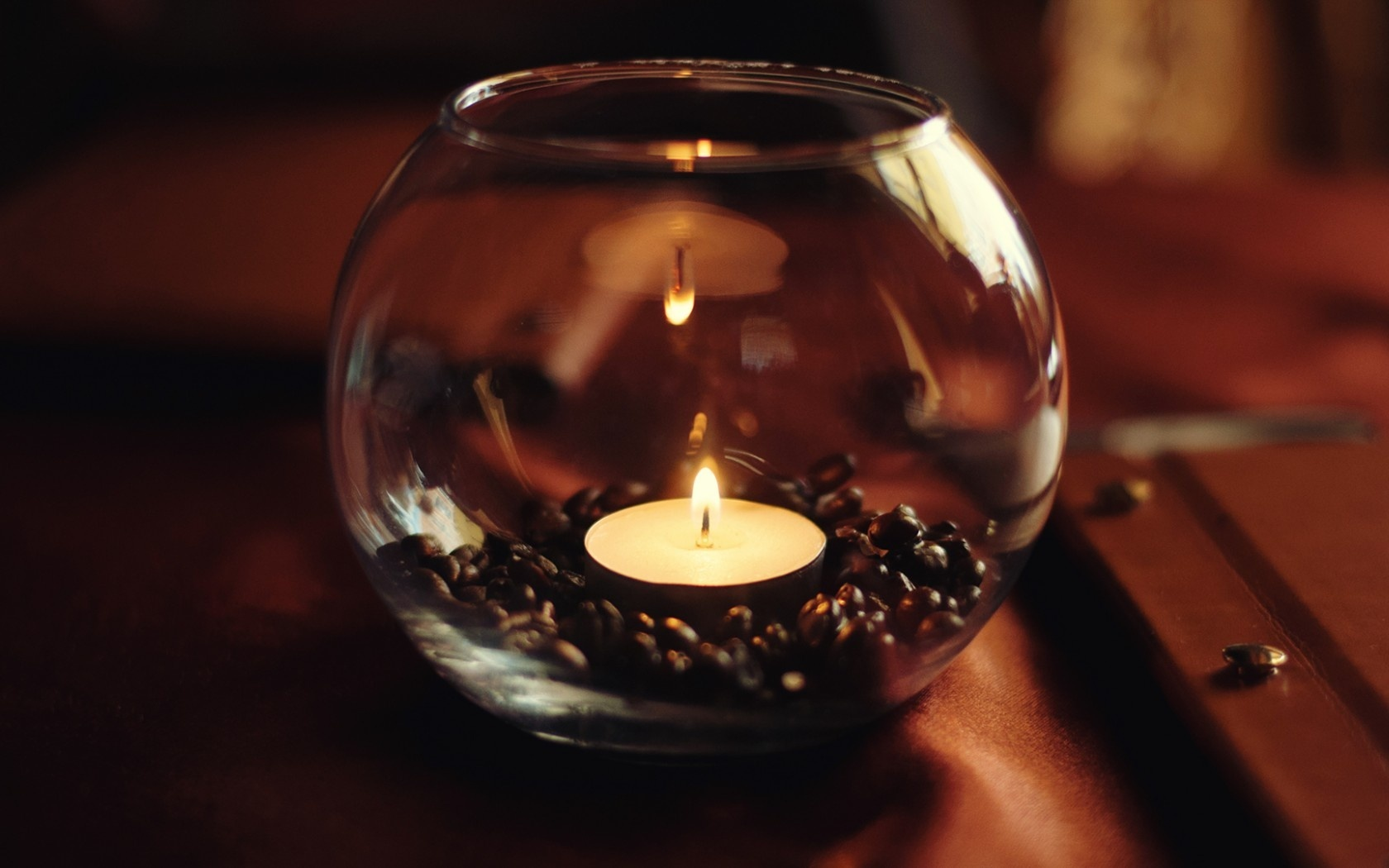 Candle Wallpaper 16401 1680x1050 Px Hdwallsource Com