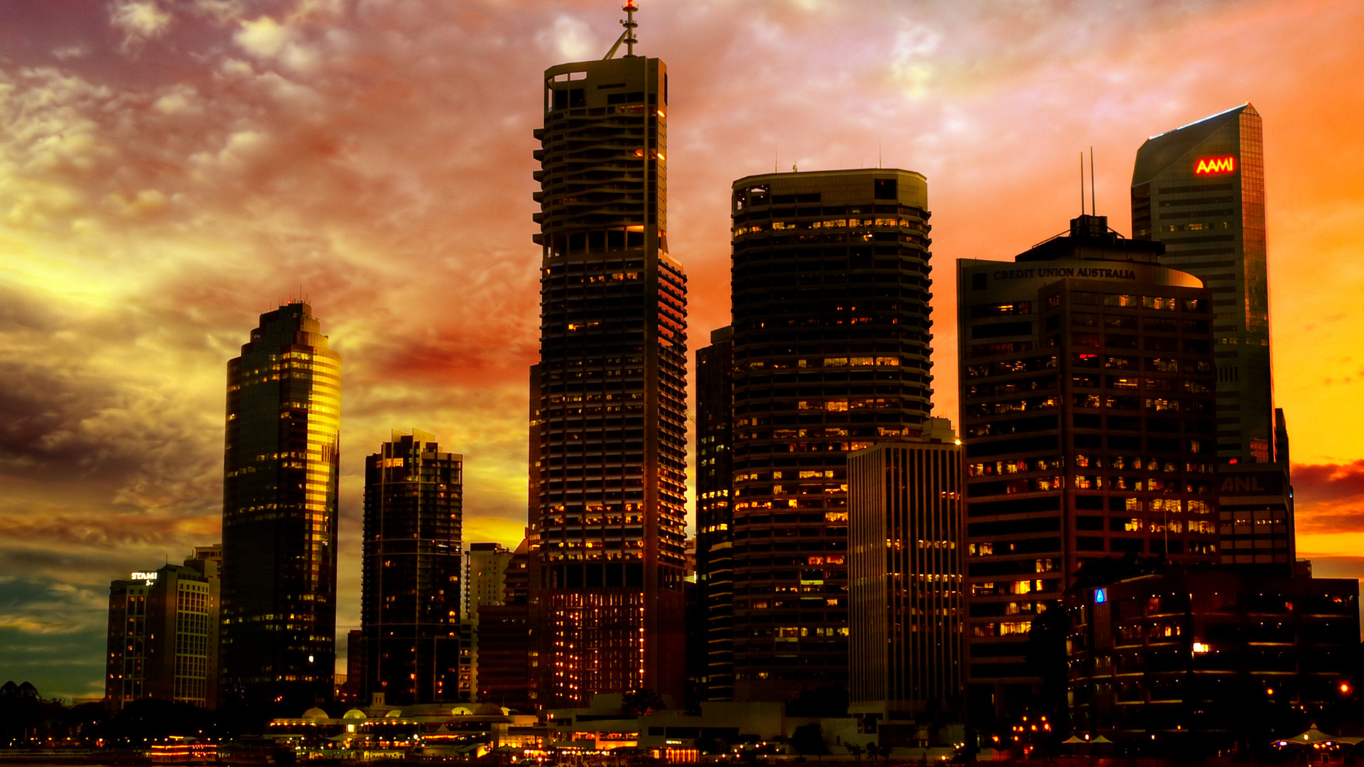 City Backgrounds 18315...