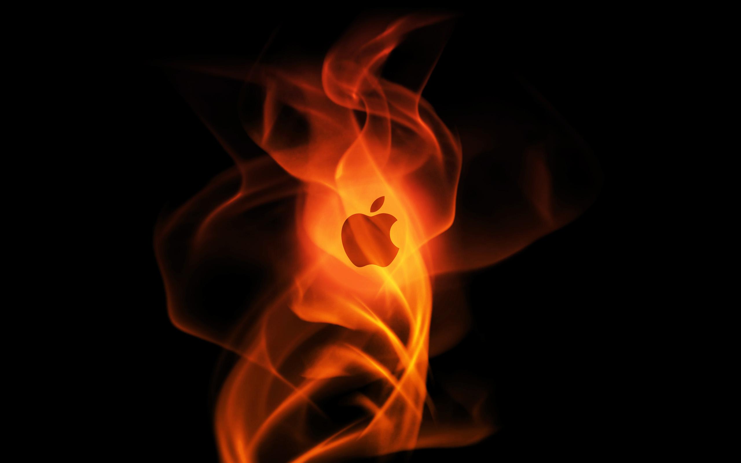 cool apple logo wallpaper 23075
