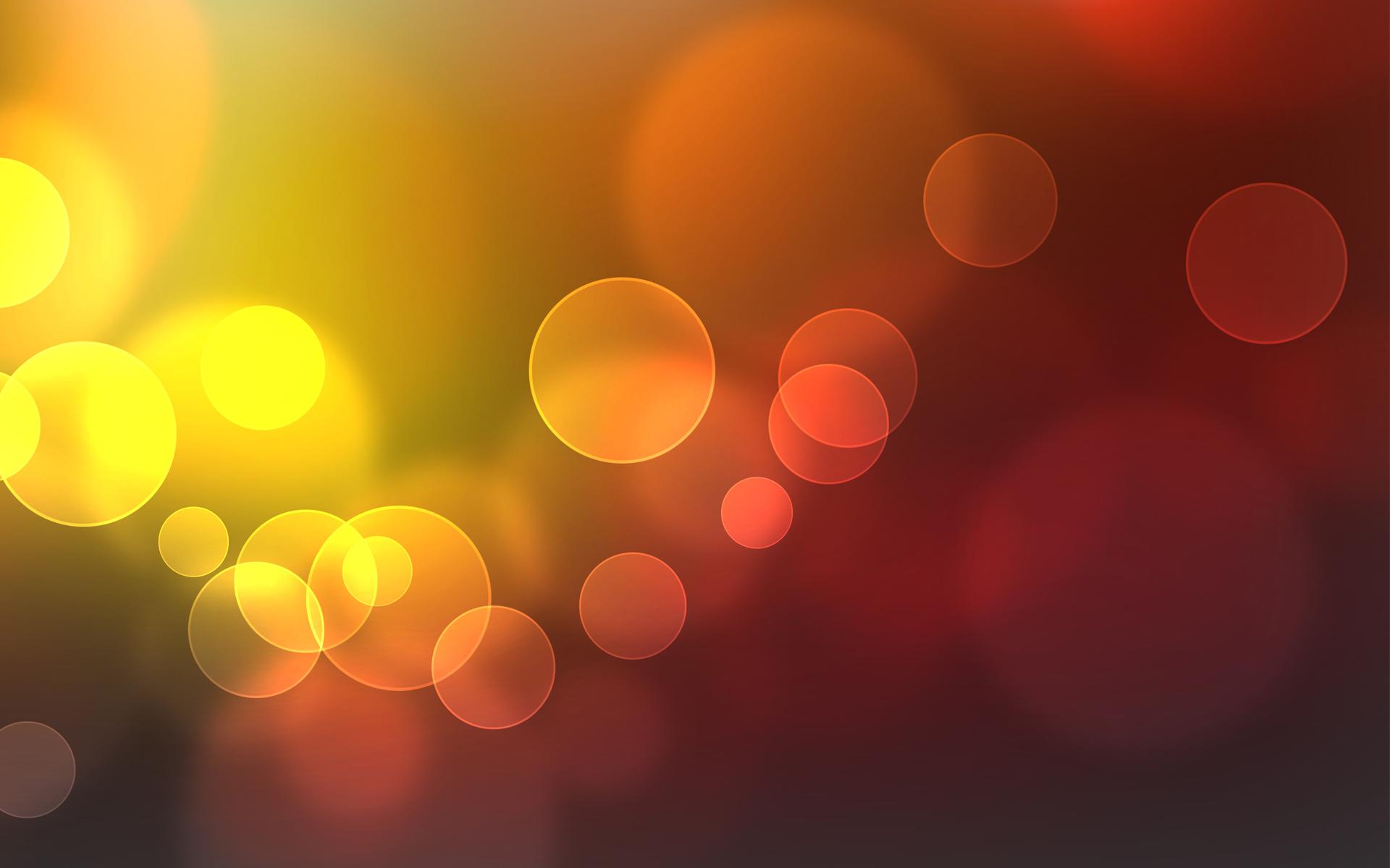 Cool orange bubbles wallpaper 30955 1920x1200 px for Coole vorha nge