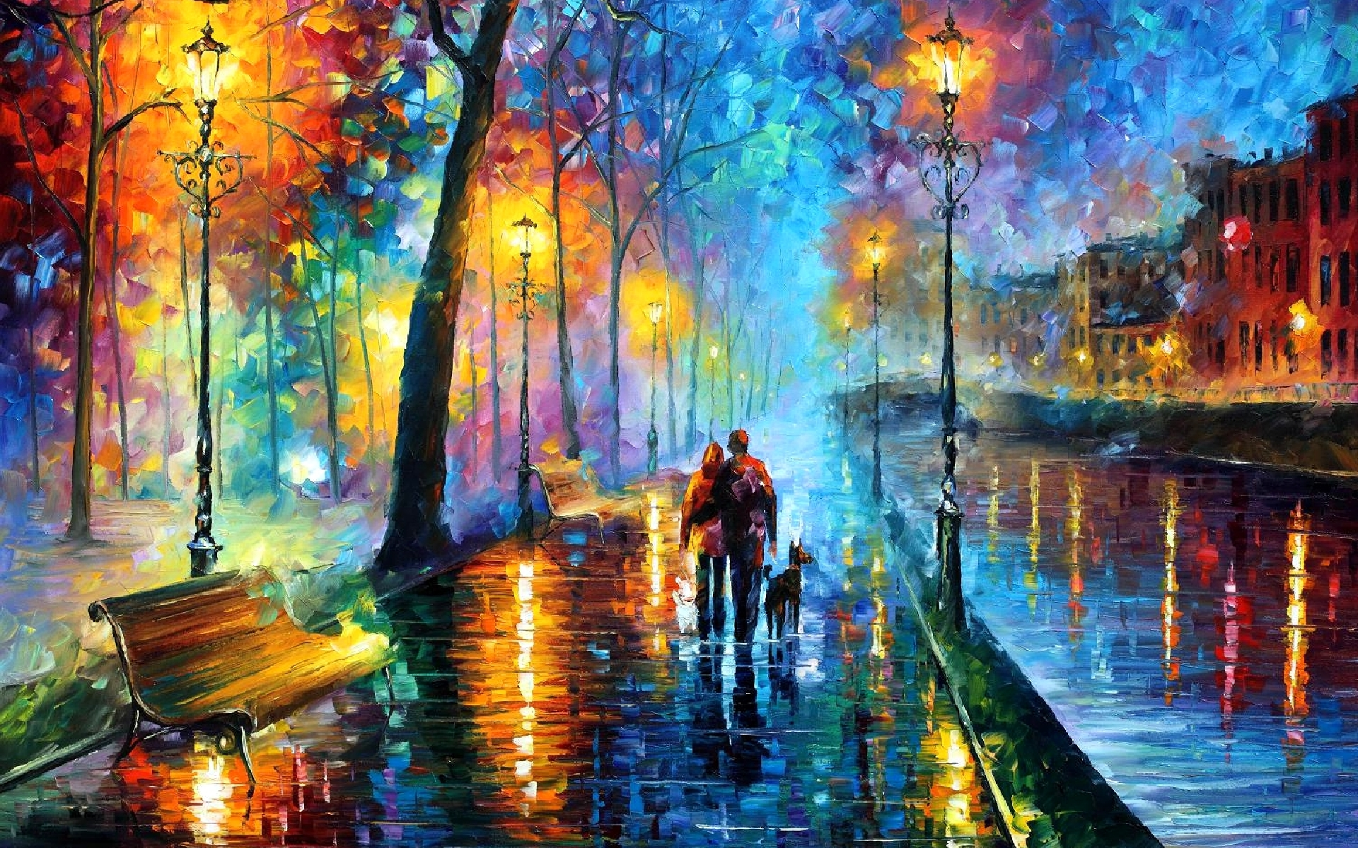 Cool Painting Wallpaper px HDWallSource