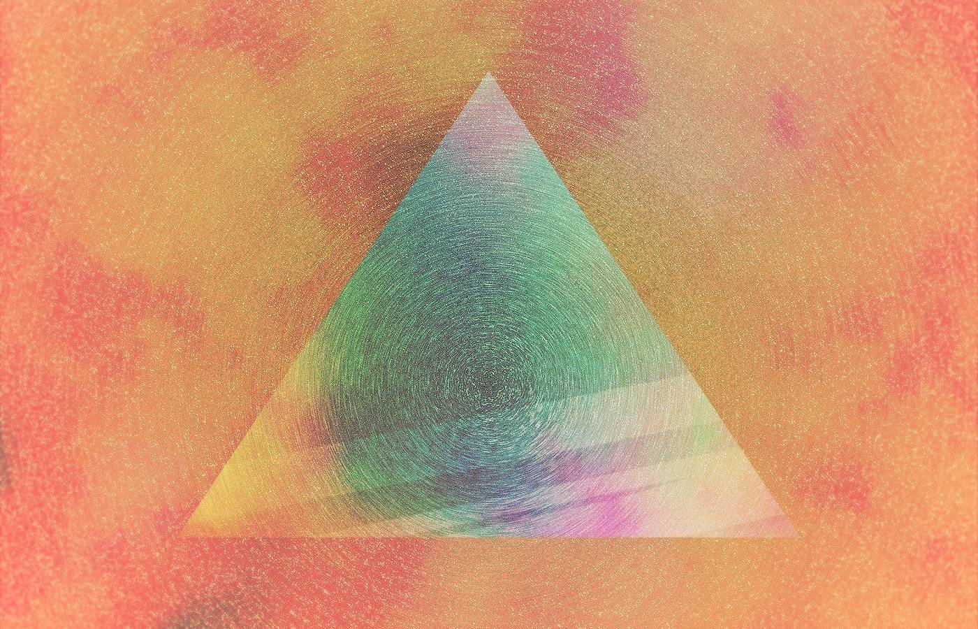 cool triangle wallpaper 44013