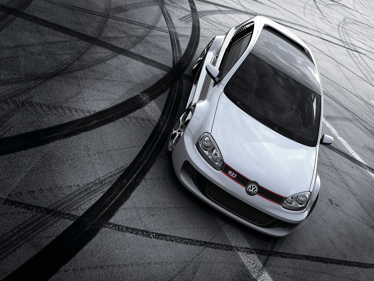 cool volkswagen gti wallpaper 42970