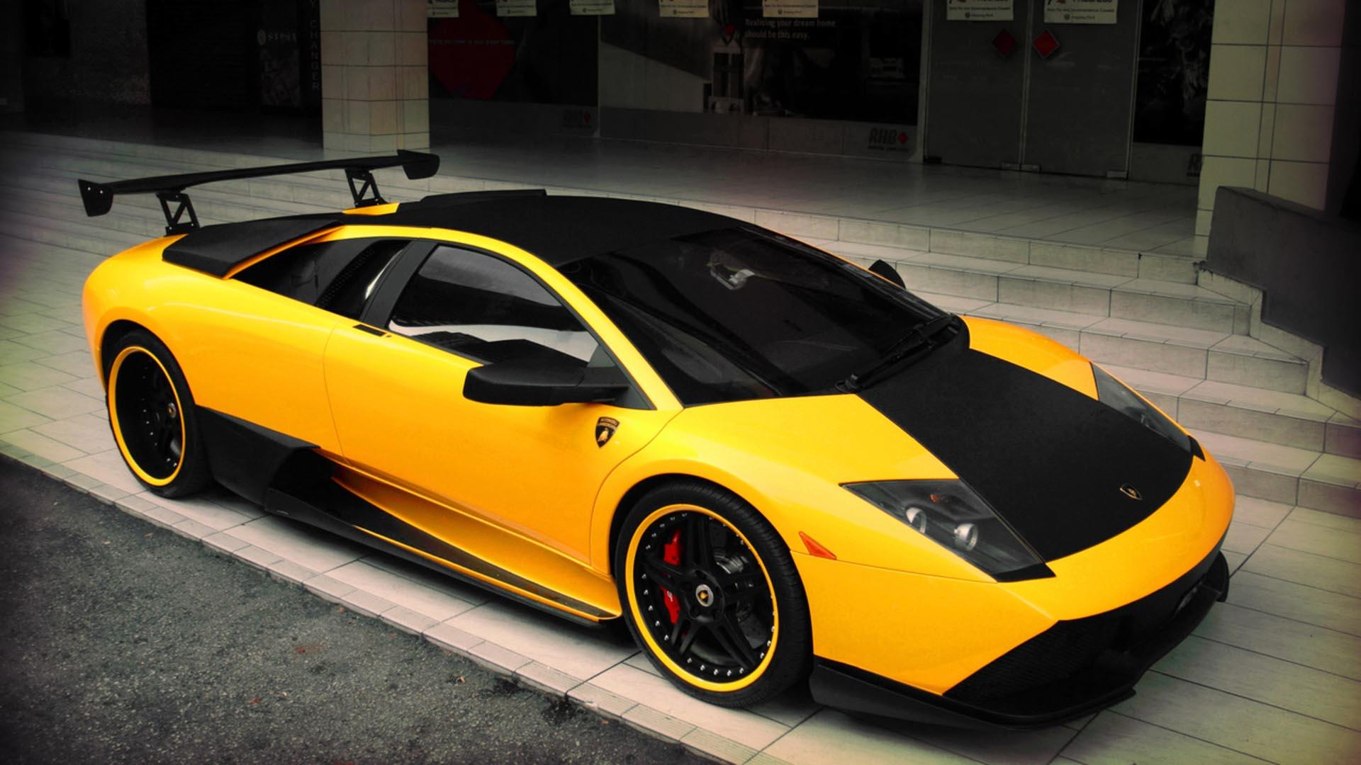 Cool Yellow Lamborghini Wallpaper X Px - Cool yellow cars