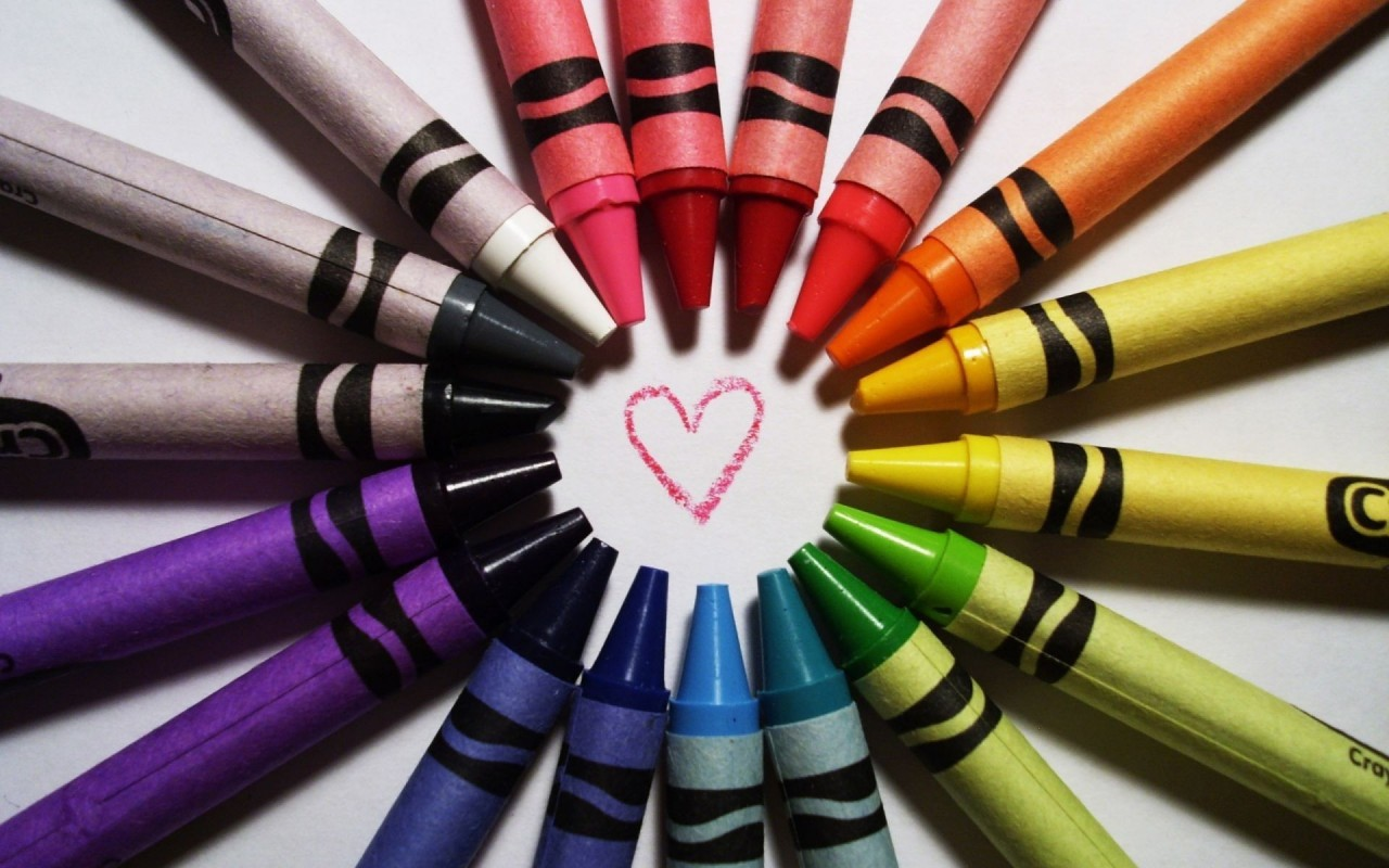 cute crayon wallpaper 23283