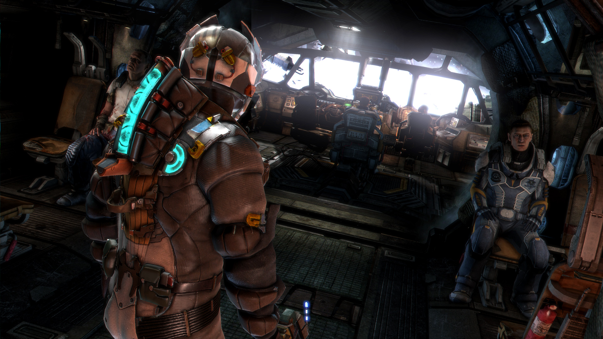 dead space 3 background 29464